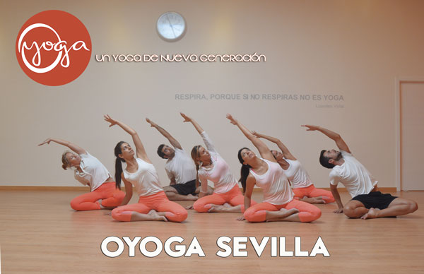 OYOGA Clases de Yoga en Sevilla