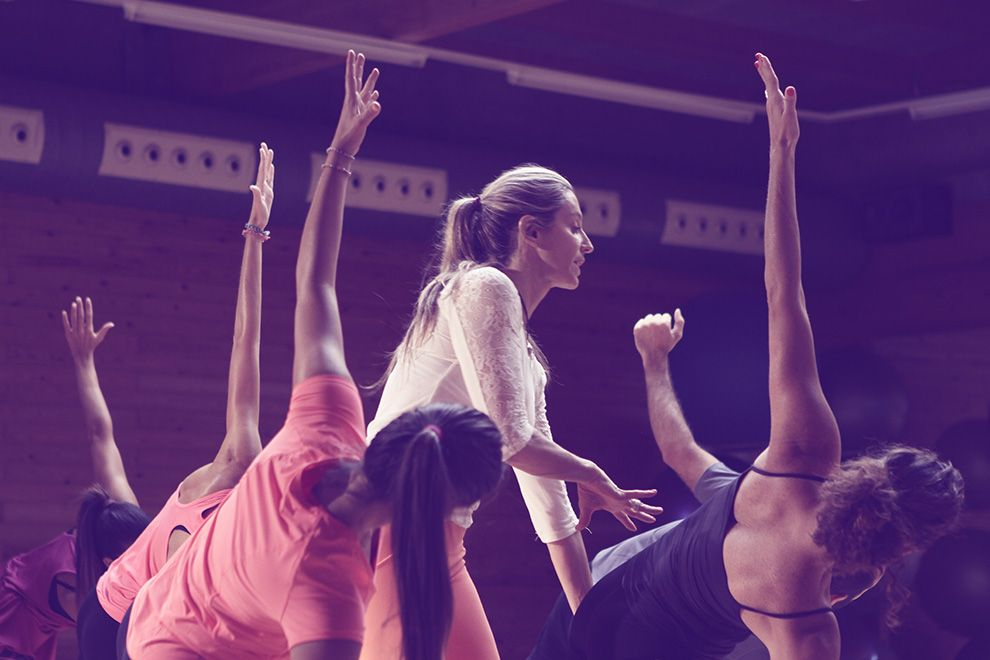 Escuela de yoga en sevilla