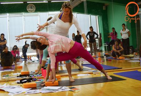 asana yoga Sevilla