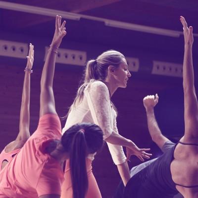 Clase de Yoga en Sevilla