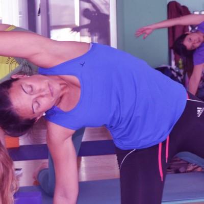 yoga curso profesores sevilla