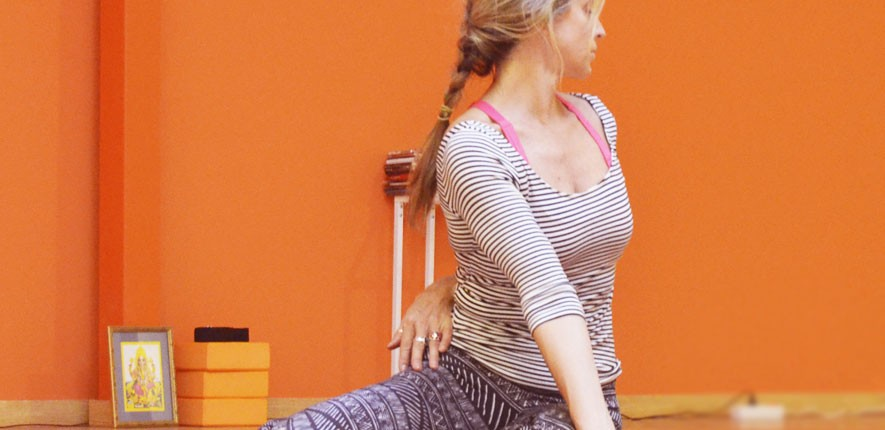 Ser perfecta Yoga oyoga