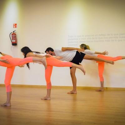 Postura Digsana Yoga