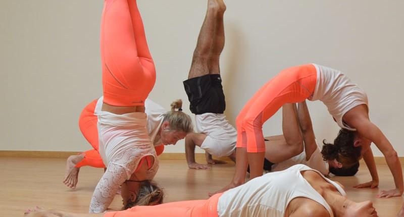 que tipo yoga escojo ? Oyoga Sevilla
