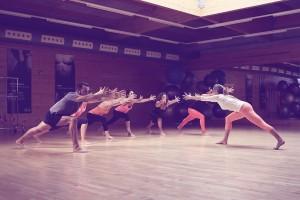 Curso de hombros Yoga