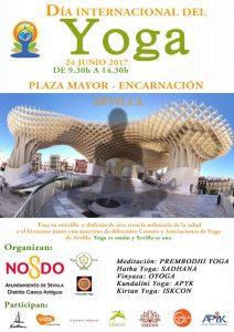DIA INTERNACIONAL DEL YOGA - PLAZA DE LA ENCARNACIÓN (LAS SETAS) @ Las Setas | Sevilla | Andalucía | España