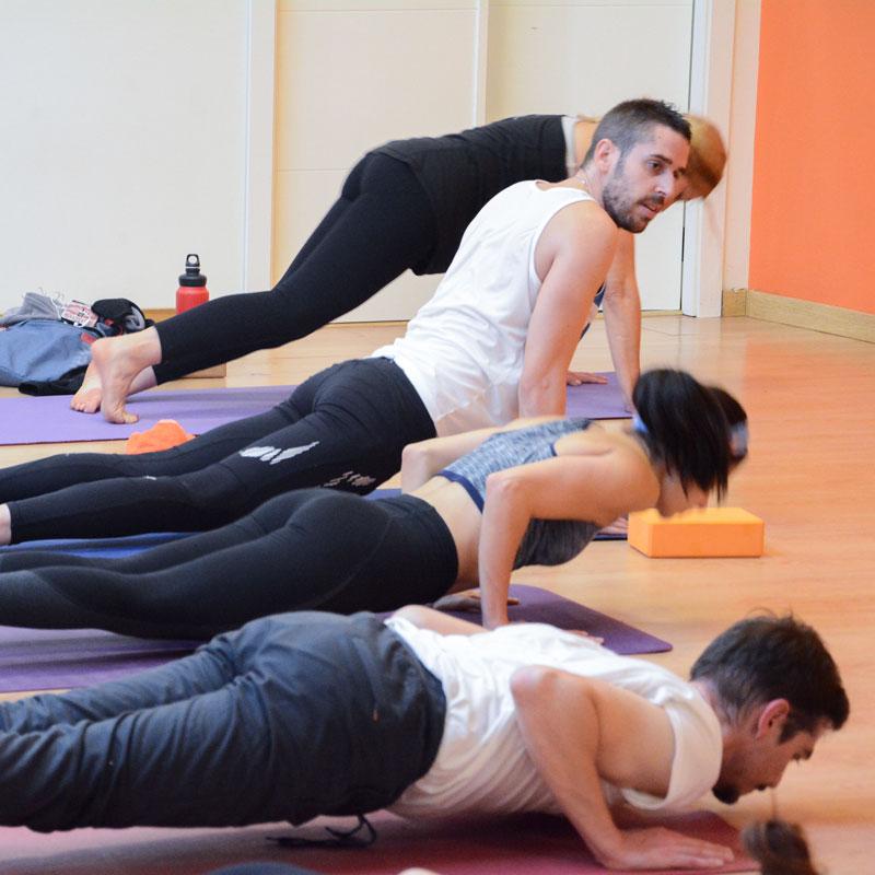grupo privado de Yoga